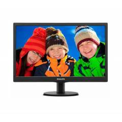 "Philips 193V5LSB2/62 LED Monit�r 18.5"" 5ms VGA"