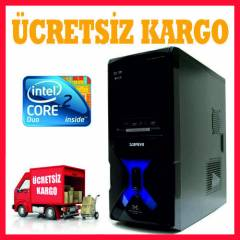 E7500 - 2 GB Ram - 160 HDD- 1GB Ekran kart�