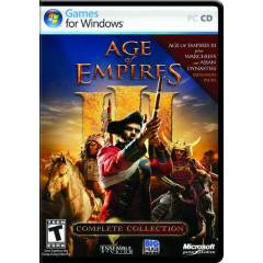 AGE OF EMPIRES 3 COMPLETE COLLECTION STEAM CDKEY