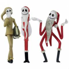 Jack Skellington Gothic Fig�r Set +C�zdan + K�pe