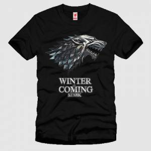 CRAZY Game Of Thrones Metal Erkek Ti��rt
