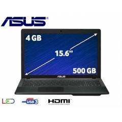ASUS Laptop 2�ekirdek 1.50GHZ 4GB 500GB 1GB E.K