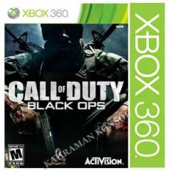 XBOX CALL OF DUTY BLACK OPS  PAL �CRETS�Z KARGO
