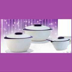 TUPPERWARE �IK SERV�S SET 4.3 -- 3.1 LT  VE SOSL