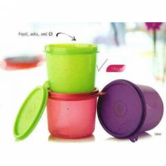 TUPPERWARE M�N�K KAVANOZLAR  3*550 ML �OK ��R�N