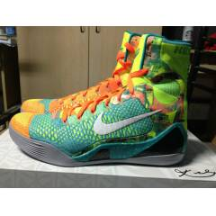 NIKE KOBE 9 ELITE INFLUENCE DETAIL NERF HERO SP