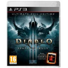 PS3 DiABLO 3 ULTiMATE EViL EDiTiON PS3 JET KARGO