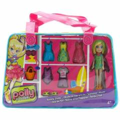 Polly Pocket Pollynin ��k Pembe �antas�