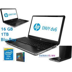 HP ENVY D4M68EA DV6-7300ST i7 16GB 1TB 15.6 Win8