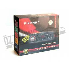 PIRANHA Radyolu USB/ SD Kart Giri�li Oto mp3