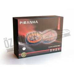 PIRANHA PRN 6940 Orange oval  Hoparl�r 700w
