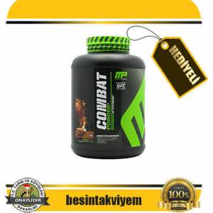 Muscle Pharm Combat Protein Tozu 4 Lbs