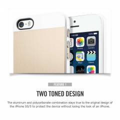 Spigen SGP iPhone 5 / 5S Case Saturn