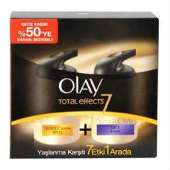 Olay Total Effects G�nd�z + Gece Kremi 2'li Set