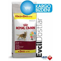Royal Canin Fit 32 Kedi Mamas� 10 + 2 Kg