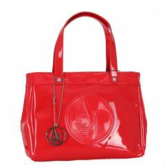 Armani Jeans S520A 6Y 04 ROSSO - RED Bayan �anta