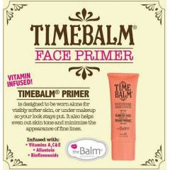The Balm Time Balm Primer Makyaj Baz�