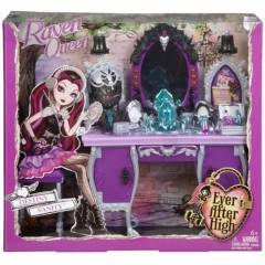 Ever After High Raven Queen Makyaj Masas� Oyun