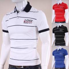 JAPON STYLE Polo Yaka Ti��rt Tshirt New 7637