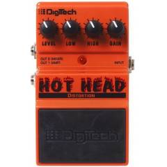 DigiTech Hot Head Distortion Pedal� [DD]