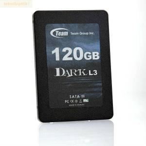 "TEAM Dark L3 2.5"" 120GB SATA III SSD HDD"