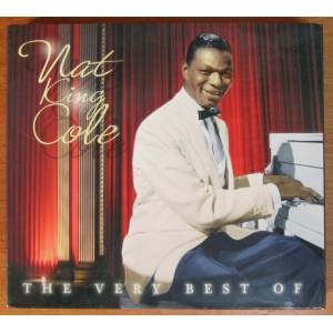 NAT KING COLE - THE VERY BEST OF 2CD 2.EL