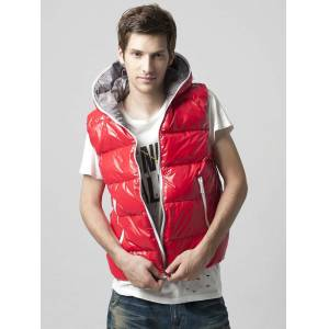 Hot Boom Scarf Hot Style �i�me Yelek Mont New