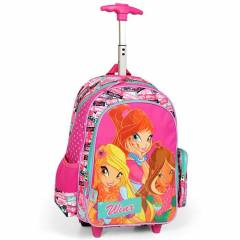 Winx Club �ek �ek Okul �antas� Model 1