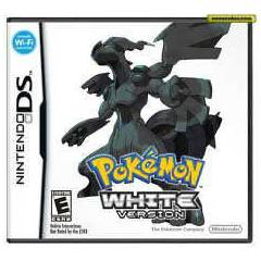 Pokemon White Version- N�NTENDO DS OYUNU