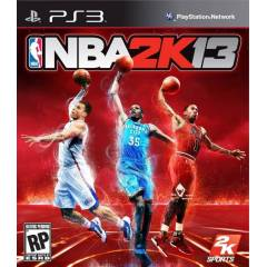 NBA 2K13 PS3 OYUN PAL