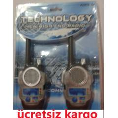 Walkie Talkie �ocuk Oyuncak Telsiz