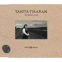TANITA TIKARAM - CATHEDRAL SONG CD SINGLE 2.el