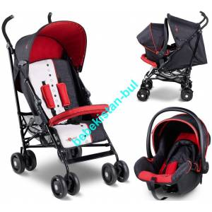 Baby2go 8832 Light Baston Travel Sistem Bebek