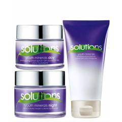 AVON SOLUTIONS YOUTH MINERALS ��L� SET