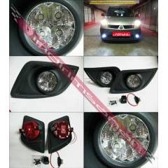 FORD F�ESTA 06-08 G�ND�Z DRL POWER LED S�S FARI