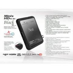 Next Minix HD Black Uydu Al�c�s�