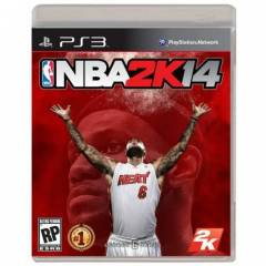 NBA 2K14 PS3 PAL King James