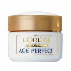 Loreal Age Perfect G�nd�z Kremi Ya�l�l�k Kar��t�
