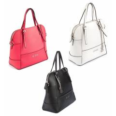 GUESS - DELANEY DOME SATCHEL �anta VY453506