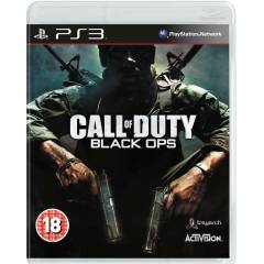 CALL OF DUTY BLACK OPS PS3 OYUNU+SIFIR OYUN