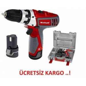 Einhell RT-CD 10,8/ 2 L�ON Ak�l� Vidalama