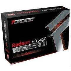 AT� RADEON 1 gb 64 bit Ekran Kart� FORCE3D 5450