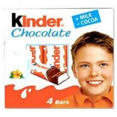 Kinder C. 50 Gr Chocolate T4