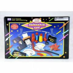 120 parca   Sihirbazl�k Seti-Magic set