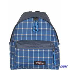 03H MAV� RENK RE-CHECK BLUE EASTPAK SIRT �ANTASI