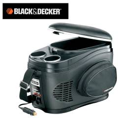 Black Decker OTO Buzdolab� Is�t�r+So�utur 9 Lt