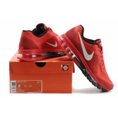 Nike Air Max 2014 Red Bay Spor Ayakkab�