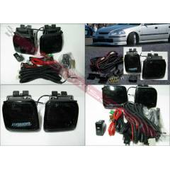 HONDA CIVIC 96-99 JDM SMOKE FARI S�S LAMBASI SET