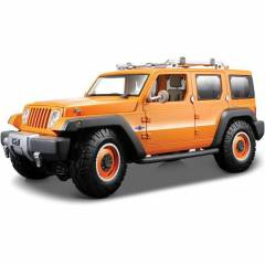 Maisto Jeep Rescue Concept 1:18 Model Araba P/E