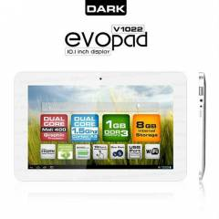 DARK Evopad V1022 10.1 Tablet Beyaz 1.5GHz 1GB